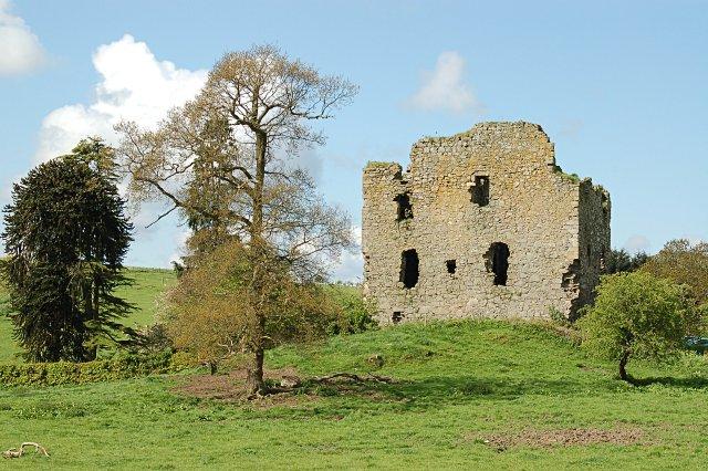 Creich Castle