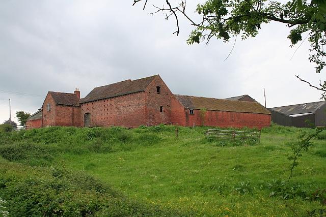 Barns, Hanley Castle