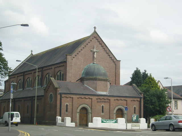St. Dyfrig's Church, Treforest