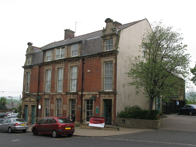 Community Centre, Gilesgate