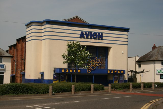 Avion Bingo Hall