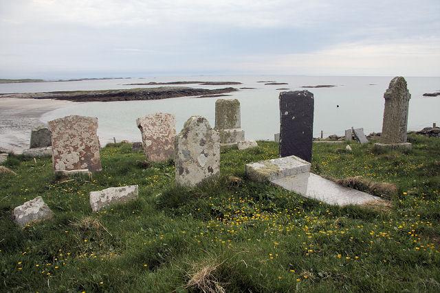 Crossapol cemetery