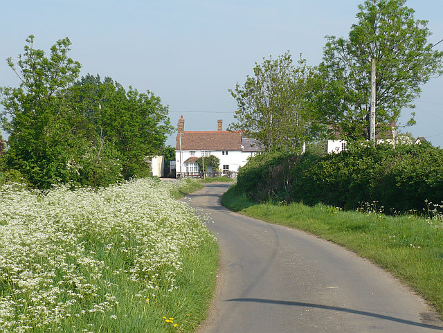 Elm's Lane near Wilstead
