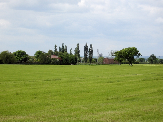 Leighton - view towards Red Hall