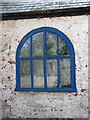 TG5012 : Blue-framed window : Week 20