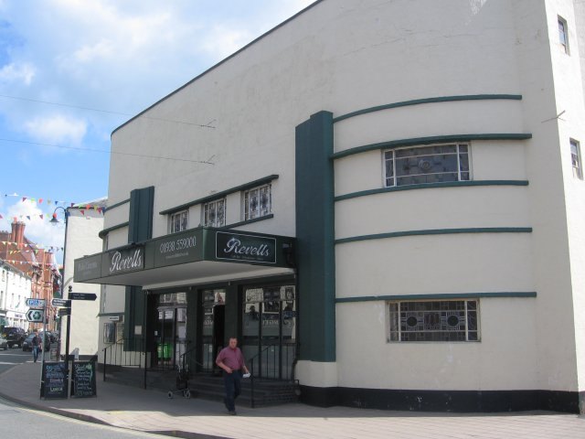Pola cinema Welshpool