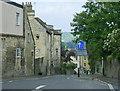 ST7966 : 2008 : High Street, Bathford by Maurice Pullin