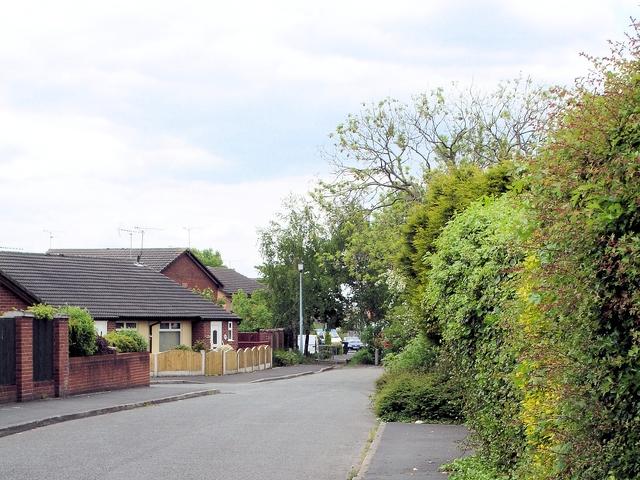 Crewe - Ellis Street