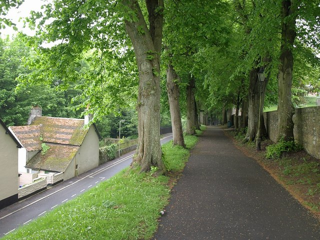 North Walk, Dorchester