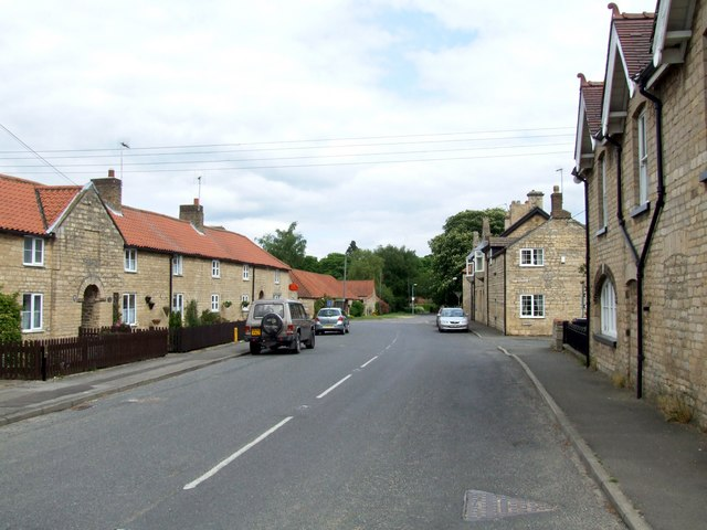 Old Row, Nocton
