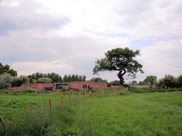 Minshull Vernon - footpath 3