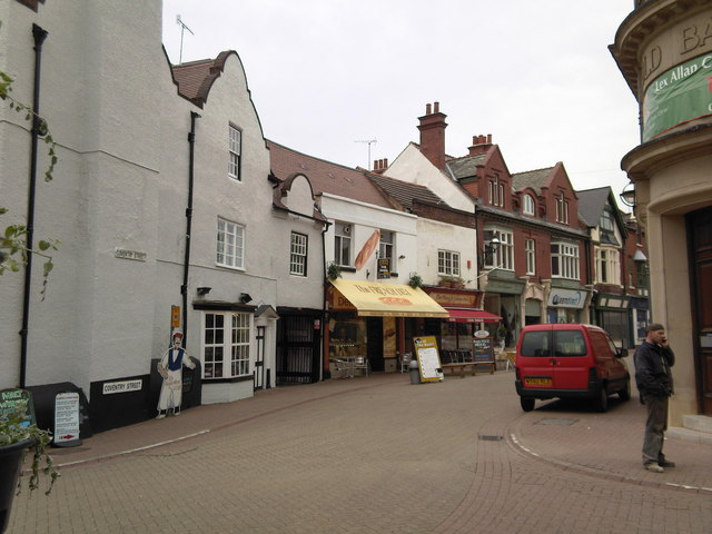 Coventry Street, Stourbridge.
