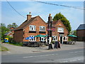 SP8525 : The Carpenters Arms, Stewkley by Mr Biz