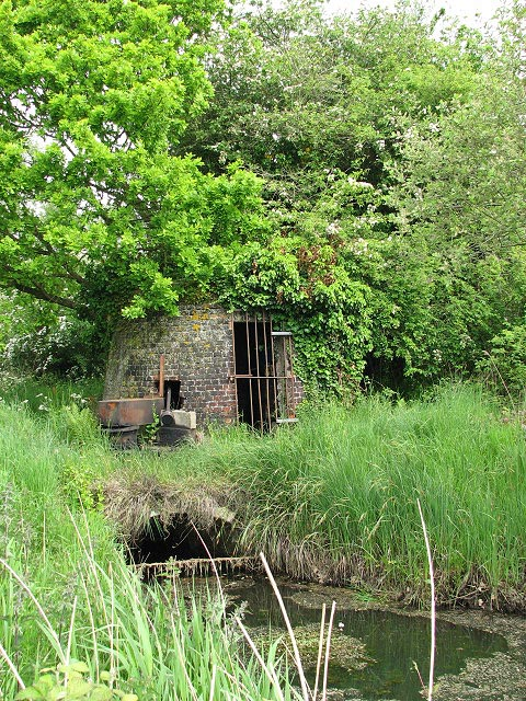 Moy's drainage mill