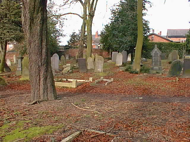 Stanton Road Cemetery Ilkeston