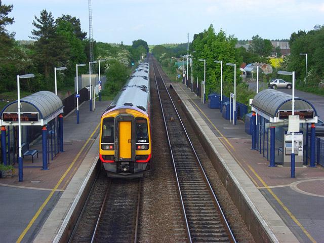 Grateley Station