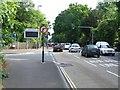 SU4116 : A33 Bassett Avenue by David Martin