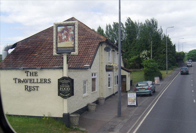 The Travellers Rest, Belluton