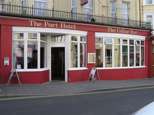 The Port Hotel Portrush