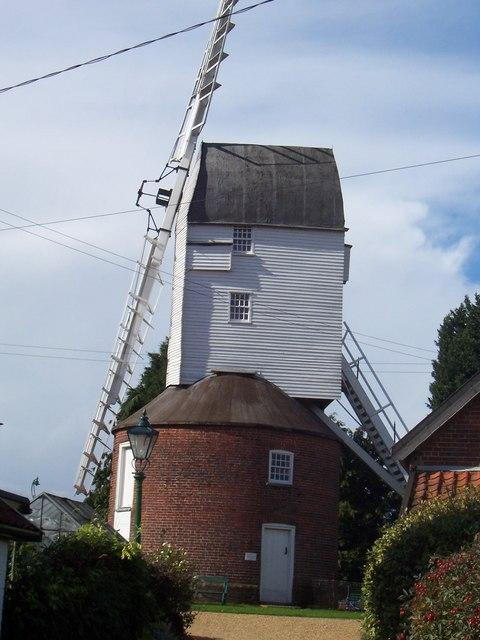 Framsden Windmill