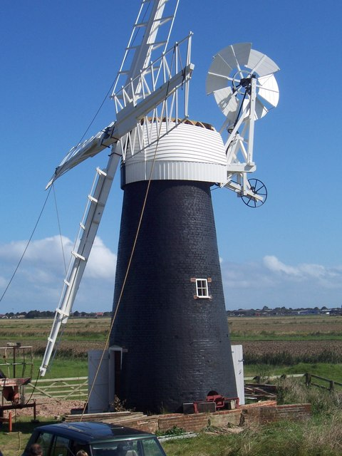 New Sails, Ashtree Farm Mill