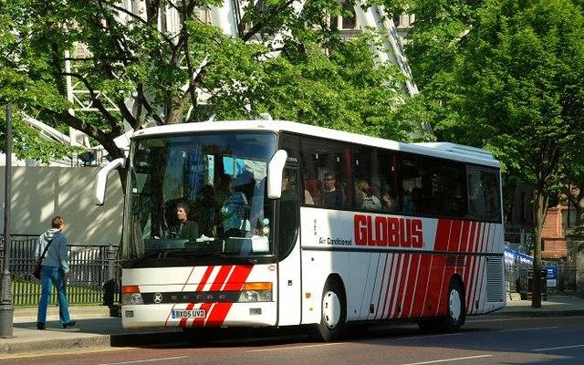 Globus Bus Tours London To Rome