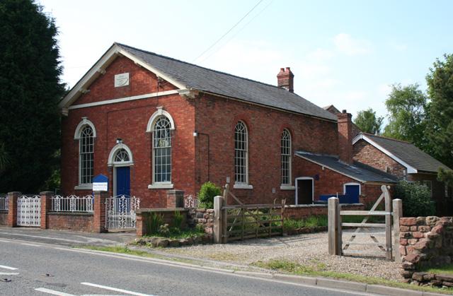 Bulkeley Methodist Church