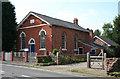 SJ5354 : Bulkeley Methodist Church by Espresso Addict