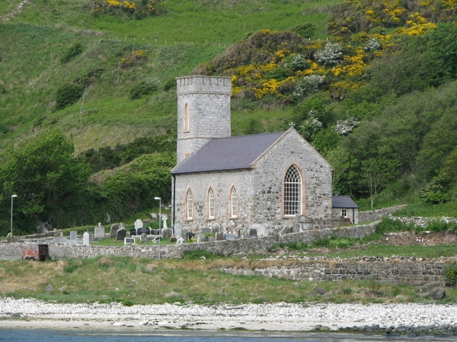 Parish Church of St Thomas, Rathlin Island [1]