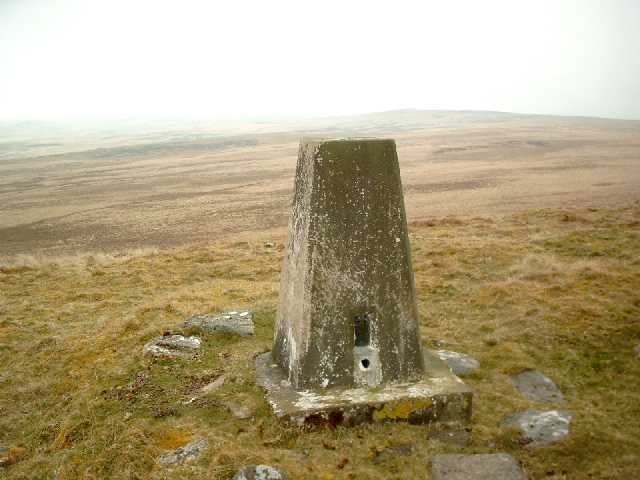 Corby Pike - Trig Pillar S7922