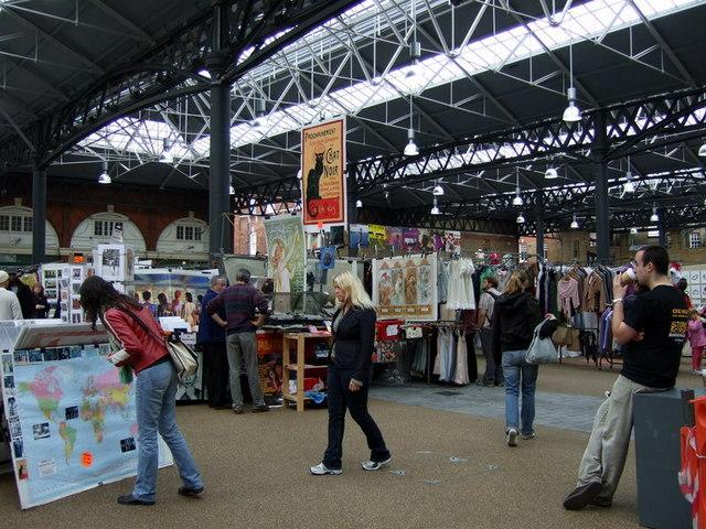 Spitalfields Sunday Market