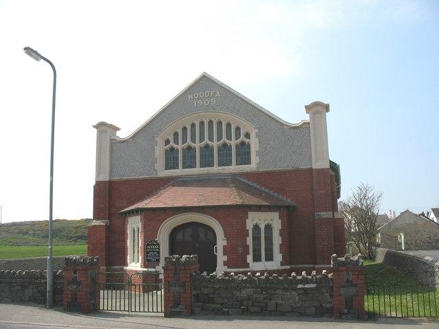 Capel Noddfa Chapel