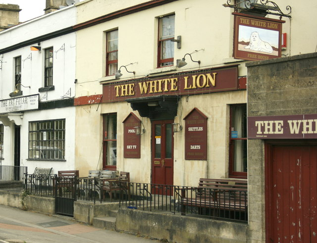 2008 : The White Lion, Batheaston
