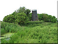 TG4209 : View towards Tunstall Dyke mill from the northeast by Evelyn Simak