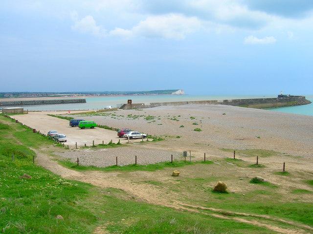 Breakwater Car Park Morecambe