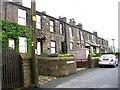 SE0323 : Chapel Terrace - Dob Lane, Sowerby by Betty Longbottom