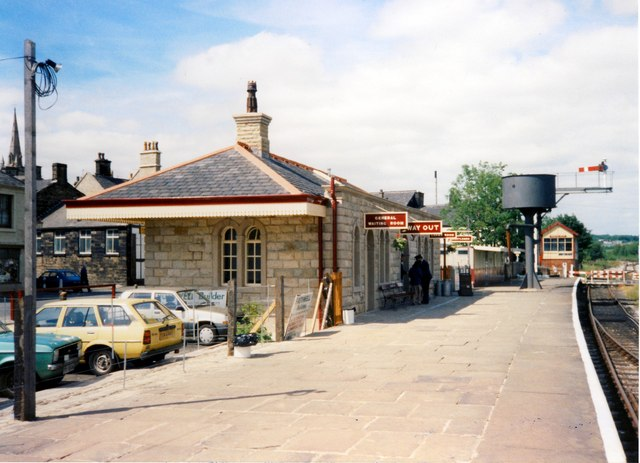 Ramsbottom ELR station