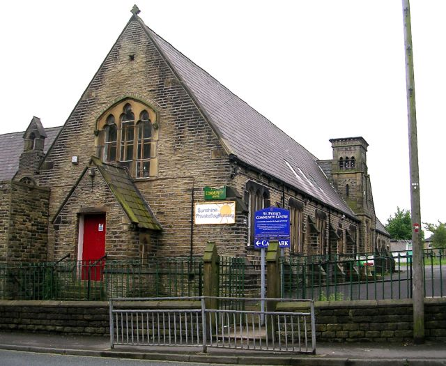 St Peter's Community Centre - St Peter's Avenue, Sowerby