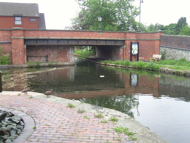 Road Bridge and Canal