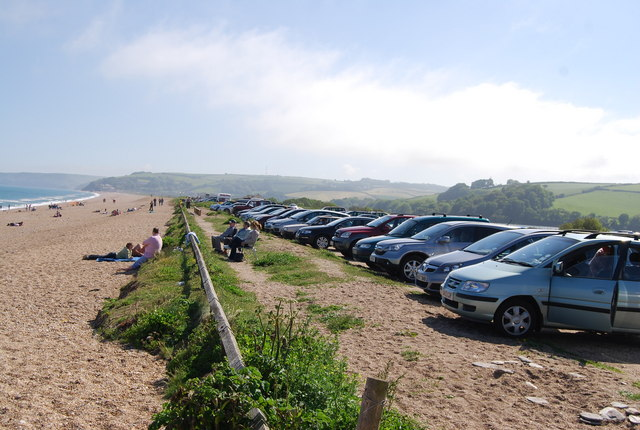 Slapton Sands Car Park