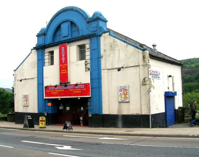 The Roxy Bingo Hall - Wharf Street