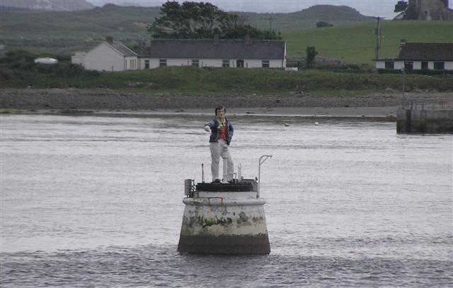 Metal Man, Rosses Point