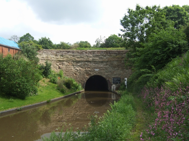 South portal of Tardebigge Tunnel