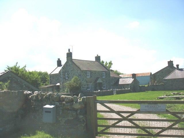 Bwthyn Fferm Cochwillan Farm Cottage