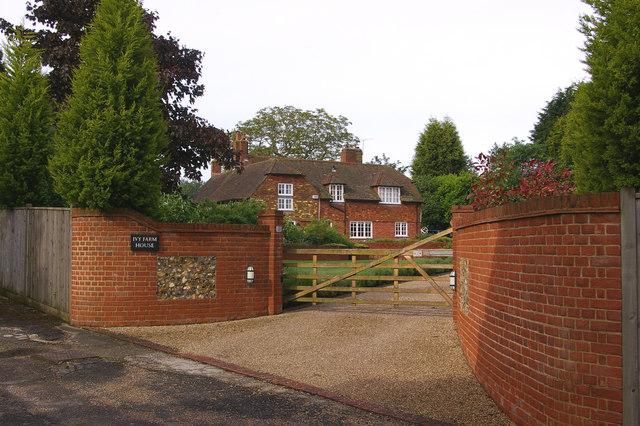 Ivy Farm House