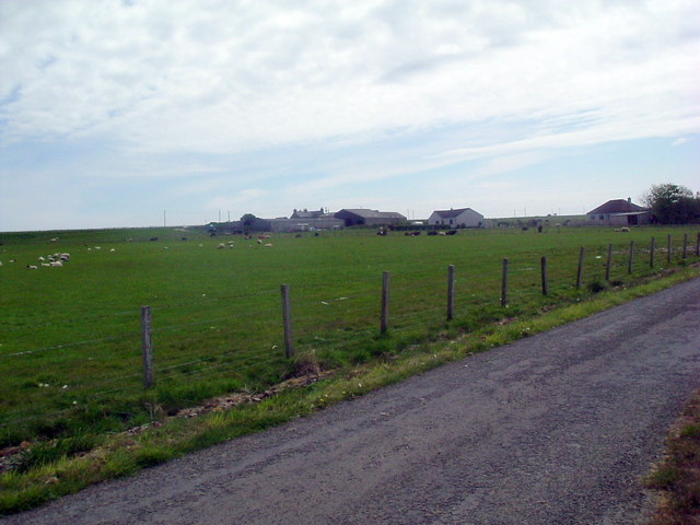 Farm at Stemster