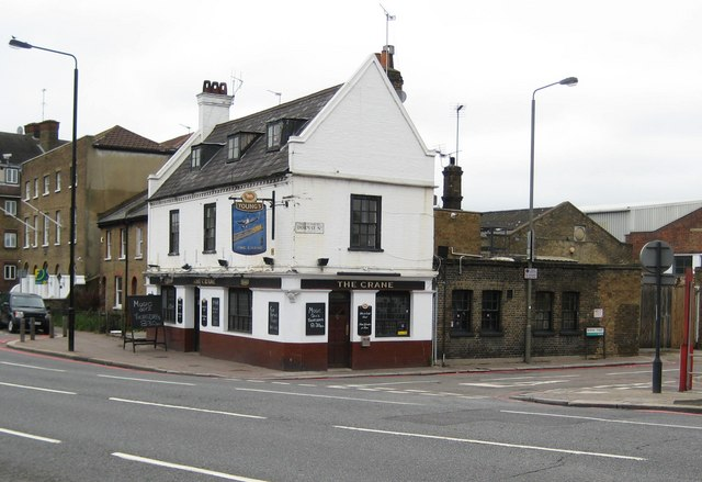Wandsworth: The Crane public house
