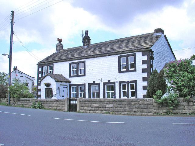 Hamer Cottage, Blackshaw Head