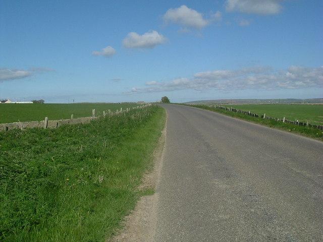 Road near Geise