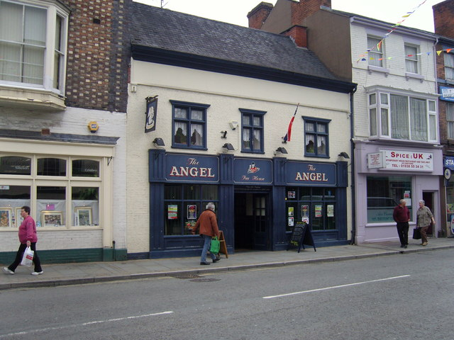 The Angel Hotel, Welshpool